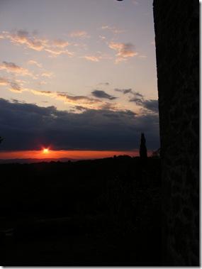 Fall sunset 004