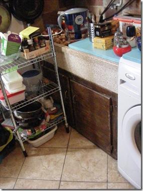 kitchen, plaster at covivole 008